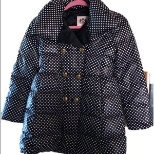 Juicy Couture Puffer Coat size 8/10